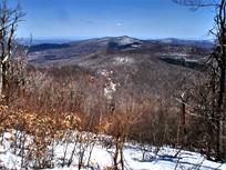 pisgah state forest