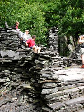 Catskill Mountains  Sugarloaf