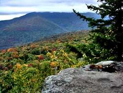 Hiker became lost Slide Mountain trail on September 13, 2020.