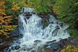 65 year old man falls backwards of Bastion Falls near Rt 23a on October 3, 2020.