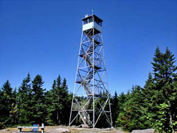 all fire towers in new york state closed due to the COVID-19 virus on March 28, 2020